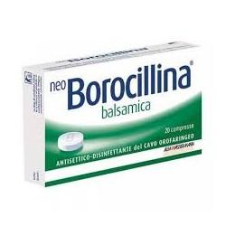 NEOBOROCILLINA BALSAMICA