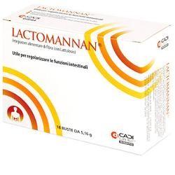 LACTOMANNAN