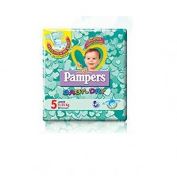 PAMPERS BABY DRY JUNIOR