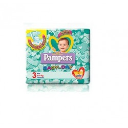 PAMPERS BABY DRY MIDI