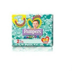 pampers baby dry downc mini 24 pz