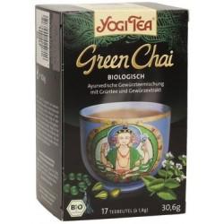 yogi tea speziato verde chai