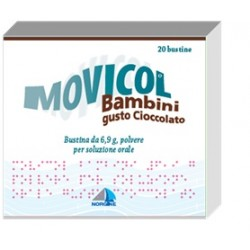 MOVICOL BAMBINI GUSTO CIOCCOLATO