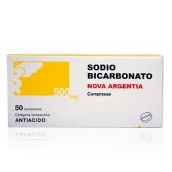 NOVA ARGENTIA SODIO BICARBONATO