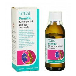 PUERIFLU*scir 120 ml 120 mg/5 ml