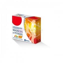 Magnesio e Potassio ACT 14 bust