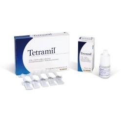 TETRAMIL*10 monod coll 0,5 ml 0,3% + 0,05%