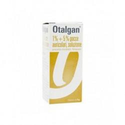 OTALGAN*gtt oto 6 g 5% + 1%