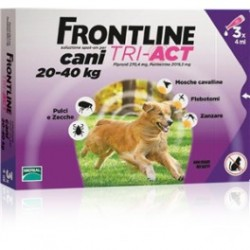 Frontline tri-act *3 pip 4ml