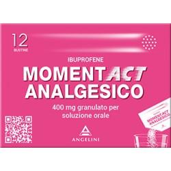 MOMENTACT ANALGESICO