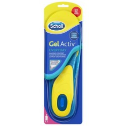 SCHOLL GEL ACTIV EVERYDAY DONNA