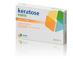 KERATOSE FORTE 20 CAPSULE
