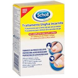 Scholl kit trattamento unghia incarnita