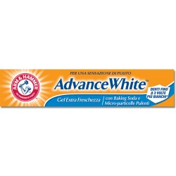 A&H Advance White gel extra freschezza
