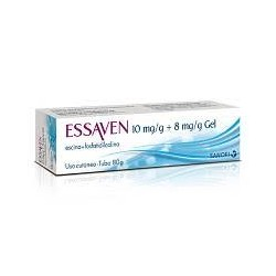 Essaven gel 80G 10mg/8mg