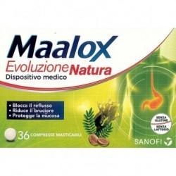 Maalox evoluzione natura 36cpr