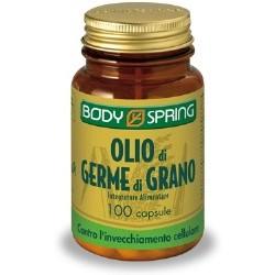BODY SPRING OLIO DI GERME GRANO