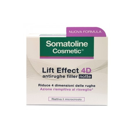 SOMATOLINE LIFT EFFECT 4D