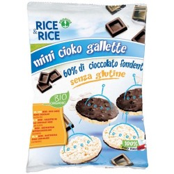 RICE&RICE MINI CIOKO GALLETTE