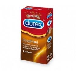 DUREX REALFEEL 6PZ