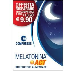 MELATONINA ACT 150 CPR