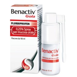 BENACTIV GOLA SPRAY
