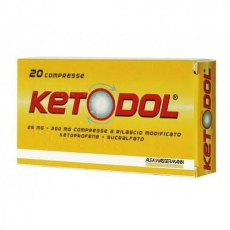 KETODOL analgesico