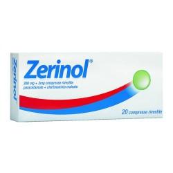 ZERINOL 20cpr riv