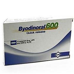 BYODINORAL 600