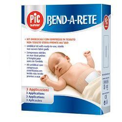 BENDA A RETE TUBOLARE CALIBRO 1 POLSO/CAVIGLIA 3M