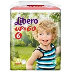LIBERO UP&GO 6
