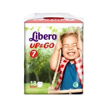 LIBERO UP&GO 7
