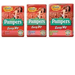 PAMPERS PANN EASY UP