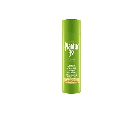 PLANTUR 39 shampoo capelli colorati