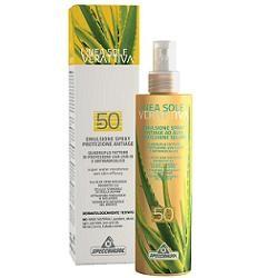 VERATTIVA emulsione spray spf 50+