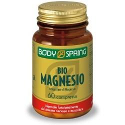 BODY SPRING BIO MAGNESIO 60 c0mpresse