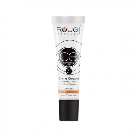ROUGJ CC CREAM 1 MEDIO 25ML