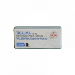 TICALMA*30 cpr riv 100 mg