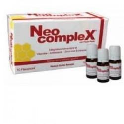 NEOCOMPLEX plus 10 flaconcini Pappa Reale