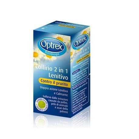 OPTREX ACTIDROPS COLL PRURITO