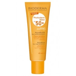BIODERMA PHOTODERM MAX AQUAFLUID 40ML 50+