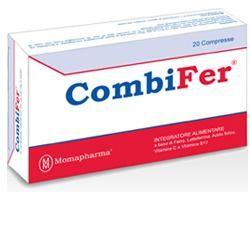 COMBIFER integratore 30 compresse