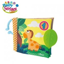 CHICCO BABY SENSES MUSIC LIBRO