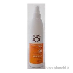 dermasol spray p/m 200 ml