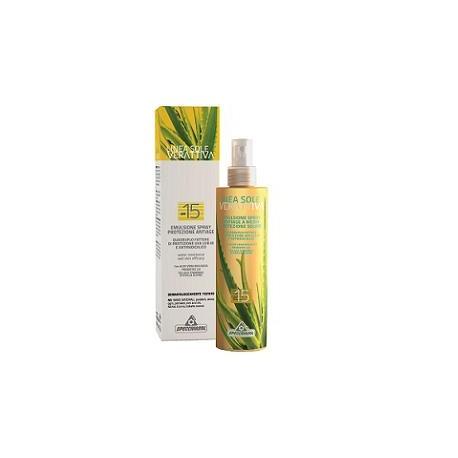 VERATTIVA emulsione spray spf 15
