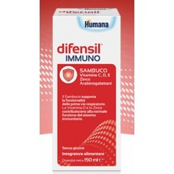 DIFENSIL IMMUNO sciroppo pediatrico