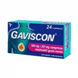 GAVISCON MENTA compresse masticabili