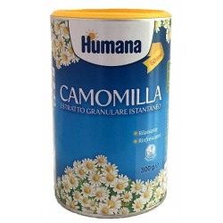 HUMANA CAMOMILLA granulare 300g