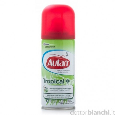 AUTAN TROPICAL spray secco