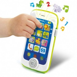 CLEMENTONI SMARTPHONE TOUCH&PLAY